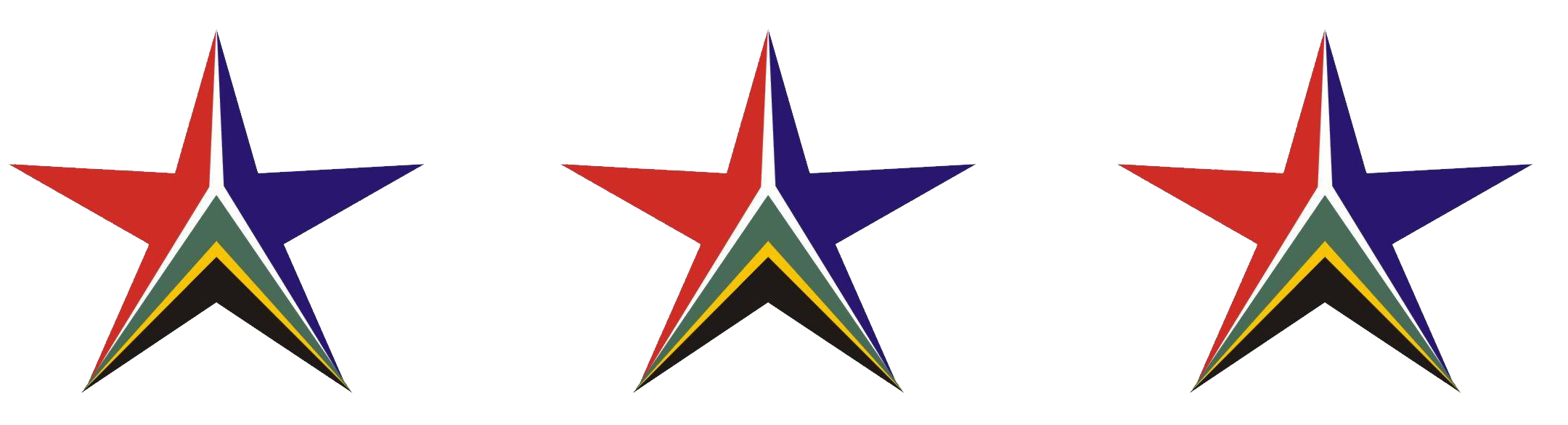 Colour logo 3 Star